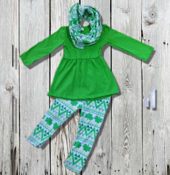 Blowout Sale Baby Girl St Patrick s Day by GLitterNGlamGirl