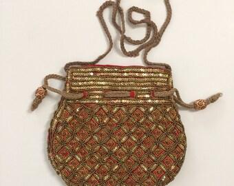 Beaded Show Bag