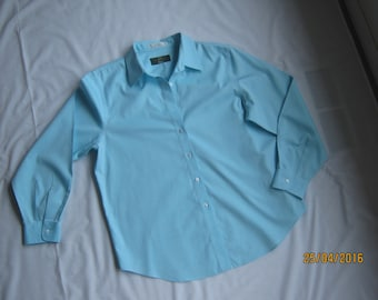 New Orvis long-sleeve blouse, size 16, vintage 1990s