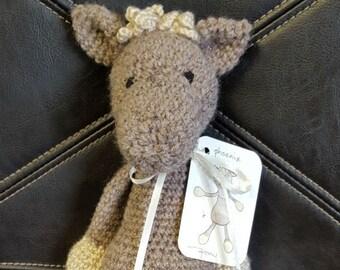Crochet Phoenix Pony Stuffy