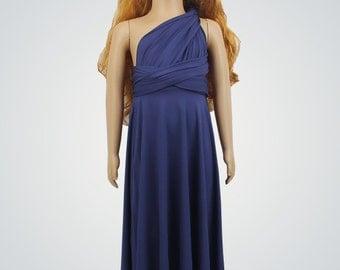 Flower Girl Dresses,Navy Blue Dress,Blue Flower Girl Dress,Jr Bridesmaid Dress, Wedding Party Dress,Blue Flower Girls Dress