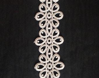 Off White  Flower  Lace, Design Lace trim