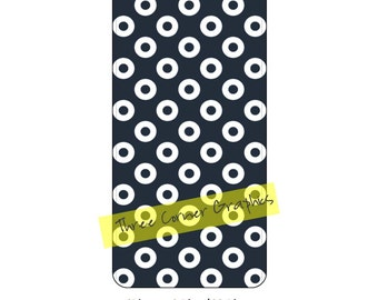 iPhone 6+ printable cuttable design (Traditional Japanese pattern); DIY print and cut at home iPhone accessories for 6 Plus, 6S Plus