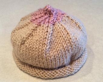 Baby Boobie Hat