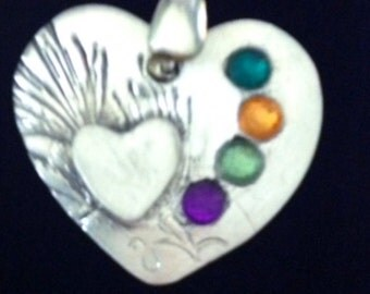 Birthstone Heart