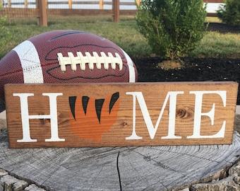 Cincinnati Bengals home sign