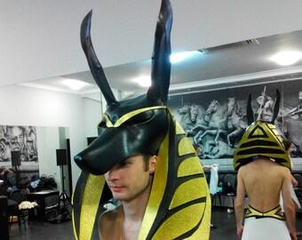 Costume Anubis - costume Egypt - Costume Hallowen
