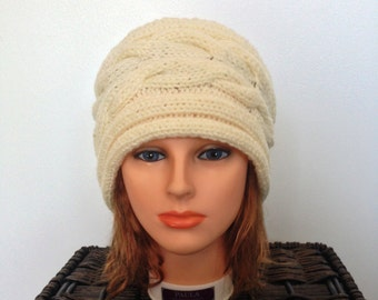 Women's Cabled Ear Warmer