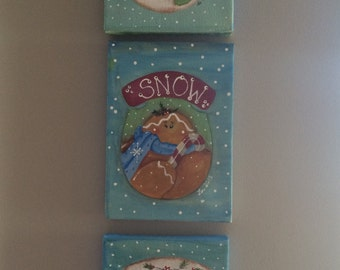 Snow Whimsy