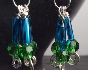 playful earrings - free shipping