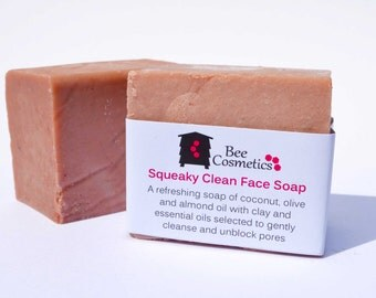 Squeaky Clean Face Soap 95g