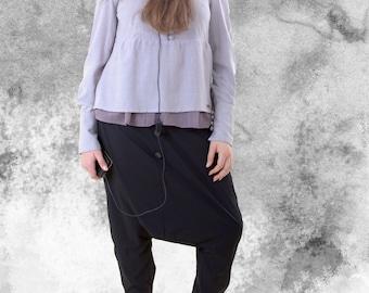 Unique-Elegant Harem trousers