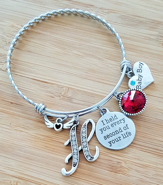 Miscarriage Bracelet Stillbirth Gift Stillborn Bracelet Stillborn Gift Sympathy Gift In Memory of Baby Loss of a Child Loss of Baby