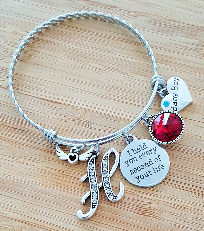miscarriage bracelet stillbirth gift stillborn bracelet