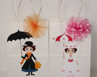 Mary Poppins Party Favor