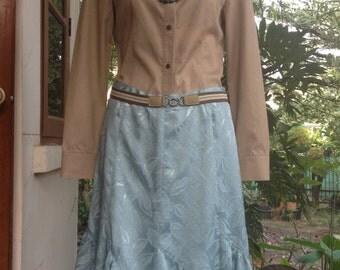 60' Fishtail skirt