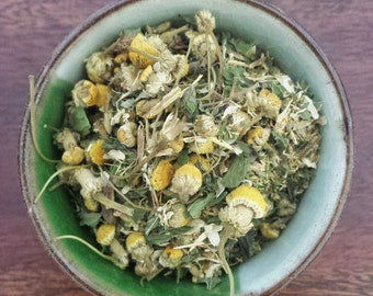 One Leaf At A Time Organic Tea Blend - Bliss