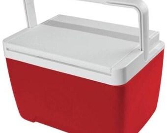 Custom Painted Cooler - 9 Quarts