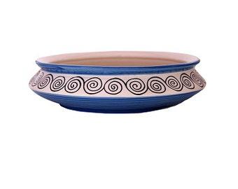 Large Decorative Ceramic Dish