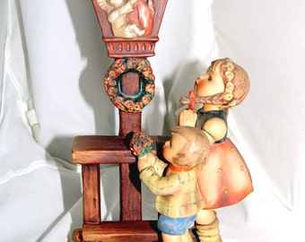 Collectible Hummel Wayside Devotion
