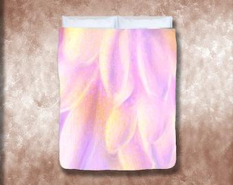 Pink Petals Bed Duvet Cover