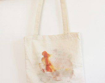 TOTE BAG ABSTRACT#5