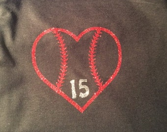 Monogram Baseball Shirt