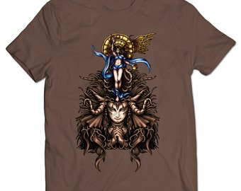 Final Fantasy VI Goddess Men's T-shirt