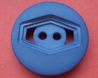 8 buttons blue 24mm (3917) button