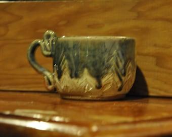 Forest Fantasy Teacup