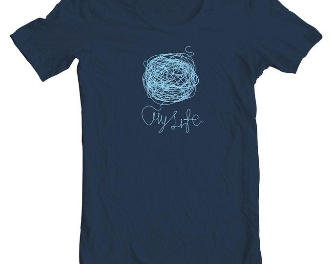My Life T-shirt, Unisex