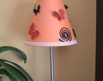 Night lamp, lamp shade, night lighting, table lamp