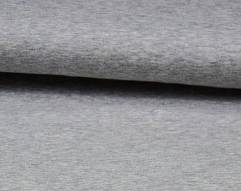 Jersey uni Grey Heather by Hilco