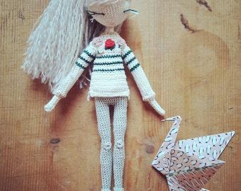 Doll crochet