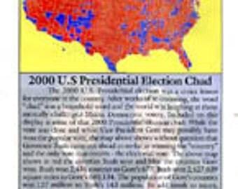 2000 Election Chad