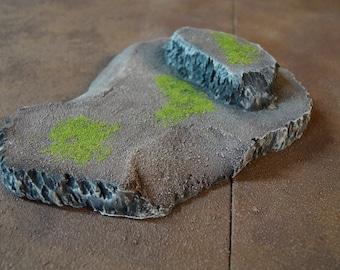 Wargame Terrain Small Hill