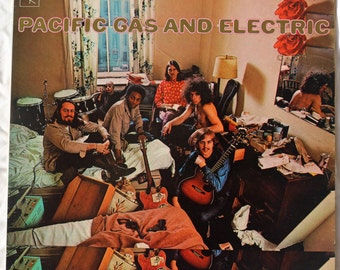 Pacific Gas And Electric Vinyl 1969 CS 9900