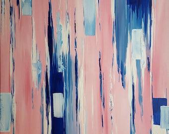 """20""""X24"""" acrylic on canvas"""