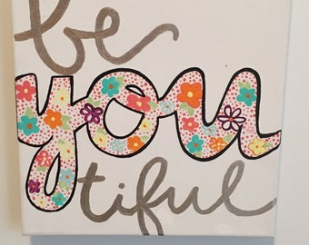 Be You Canvas