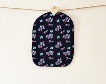 Ileostomy Bag Cover - Pastel Flowers