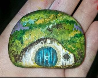 Hobbit House Rock