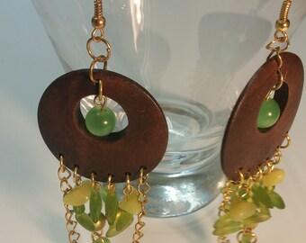 Forest Spirit Earrings