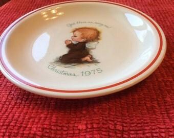 Little Folks Collectors Plate