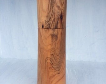 Yew wood Pepper Mill