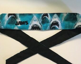 Paintball Headband-Shark Design
