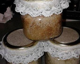 Organic Sugar Scrub