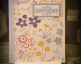 sending BIRTHDAY wishes (happy birthday)