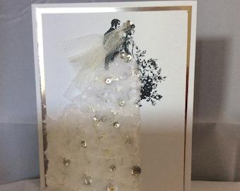 Wedding or Bridal Shower card