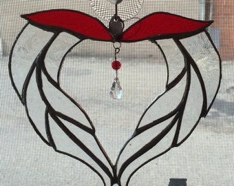 Red Winged Heart