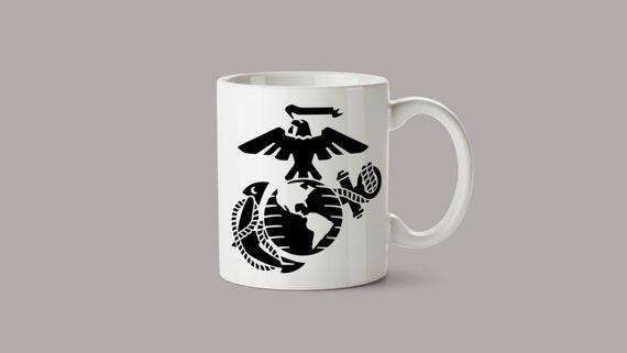 "Military Decals Decals 4""-10""  USNavy USMC USArmy USCoastGuard USAF"